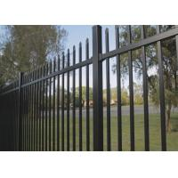 China Wide Security Fences - Spear Top on sale