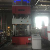 China Truck Brake Press Hydraulic Machine , Industrial Hydraulic Press Machine Computerized on sale