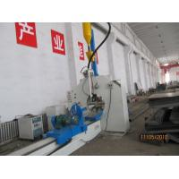 Quality 60 - 500mm lighting pole welding machine /  production line for road lamp wholesale