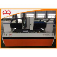 Quality Carbon Steel /  Iron Metal CNC Fiber Laser Cutting Equipment 1500 * 3000 mm wholesale