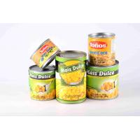 Best Non GMO Yellow Canned Sweet Corn Rich Starch With Special Fragrance wholesale