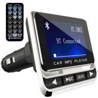 China Universal Car  MP3 player With Wireless FM Transmitter , Support  USB and TF Card on sale