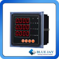 China Three-phase harmonic filter multifunctional power meter with transmitting on sale