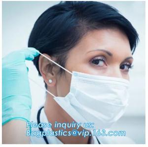China 3 Ply Dental Medical Procedure Non-woven Disposable Face Mask,earloop medical grade 3layer medical earloop face mask on sale