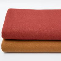 China Thick Worsted 85% Cotton 15 Polyester Polar Fleece Fabric For Sale on sale