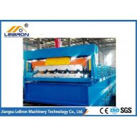 Best Full Automation Corrugated Sheet Roll Forming Machine 5.5kW With 13 Satations wholesale