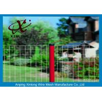 Best Fashion Design Euro Panel Fencing Green Wire Fencing Roll High Security wholesale