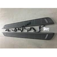 Best 4x4 Auto Parts For Ford Ranger Side Step Bar Plastic Running Boards Ranger PX Wildtrak 2015 2016 wholesale