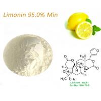 Best CAS No 1180-71-8 Herbal Extract Powder Limonin 95.0% Min HPLC For Medicinal wholesale