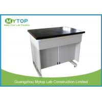 Buy cheap Modern Lab Anti Vibration Table For Analytical Balance With 40 mm Marble Worktop from wholesalers