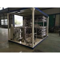 China LNG Pump Skid Cryogenic Process Engineering ExdIIBT4 Explosive Proof Grade on sale