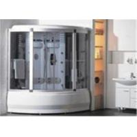 Best Comfortable Whirlpool Steam Shower Bath Cabin Unit With Computer Control Panel wholesale