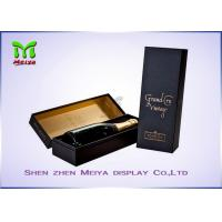 Best Personalized Custom Wine Gift Boxes Packaging With Logo Printed wholesale