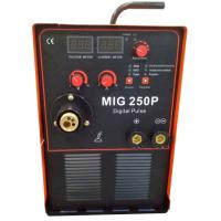 Best MIG250P Portable Aluminum Welder For All Round Welding 495*232*495mm wholesale
