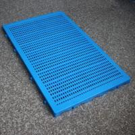 Thin flexible plastic sheets