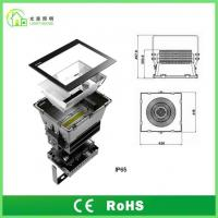 Best 5 Year Warranty 1500W brightest outdoor led flood lights With CREE XTE Led Chip wholesale
