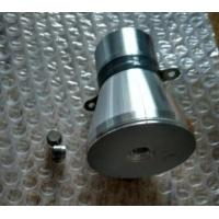 Best Submersible High Power Ultrasonic Transducer , Ultrasonic Cleaner Transducer Long Life wholesale