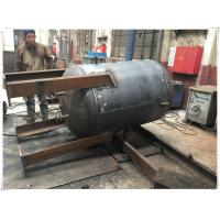 Cheap Carbon Steel Vertical / Horizontal Air Receiver Extra Replacement Tank For Air Compressor for sale
