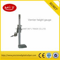 Best Precision Stainless Steel Digital Height Caliper Gauge With Fine Adjustment wholesale