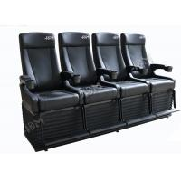 Best Experience 4D Movie Theater With Hydraulic System For Theme Park wholesale
