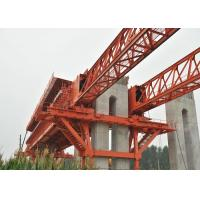 Best Customized U Type Balanced Launching Gantry Crane Rated Lifting Moment 50KN~3000KN wholesale