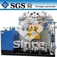 Quality Energy Saving PSA Nitrogen Plant Industrial Nitrogen Generator 5-5000 Nm3/h wholesale