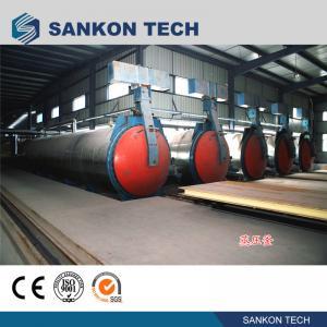 Best SANKON Vertical Autoclave Machine for aerated concrete block wholesale