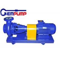 Best Tray type BF Horizontal hydrochloric acid pump 5.2m ~ 100m Head wholesale