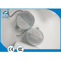 Best Industrial Digital Vacuum Pressure Switch Axial Direction Mounting 1/4 NPT wholesale