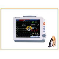 Best 6 Parameters Veterinary Vital Signs Monitor , Portable Veterinary Spo2 Monitor wholesale