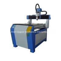 Cheap Small CNC Engraving Cutting Machine for MDF Acrylic Double Color Board for sale