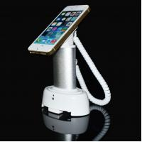 Buy cheap COMER security handphone display stand with alarm sensor and charging cables from wholesalers