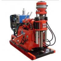 Best GXY-2K Spindle Rotary Drilling Rig / Exploration Drilling Torque 2760 N.m wholesale