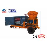 Best Diesel Concrete Shotcrete Equipment Dry Concrete Spray Machine For Tunnel wholesale