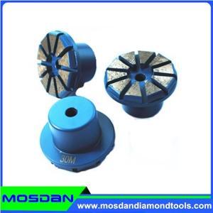 Best 3 inch 10 Segment Grinding Plug wholesale