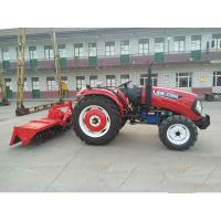 554 tractor with plow