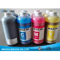 Best DX4 Printheads Odorless Eco Solvent Inks Outdoor Signage Display Printing wholesale