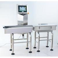 Best High Precision Dynamic Weighing Conveyor Belt Scale Check Weigher Product Line Conveyor Machine wholesale