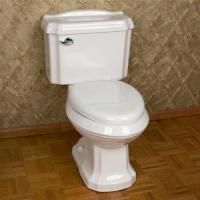 Best Elegant porcelain two-piece ceramic toilet bowl T-057 wholesale