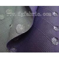 Best Waterproof Oxford fabric With PU|FDY Polyester 420D Oxford Fabric OOF-025 wholesale