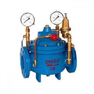 Best Hydraulic Water Pressure Reducing Valves DN65 DIN / BS / AWWA / JIS wholesale