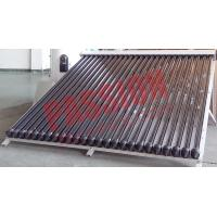 Best High Performance 30 Tube Solar Collector , Solar Thermal Collectors For Swimming Pool wholesale