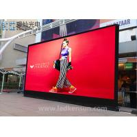 Best 27777 Dots P6 Led Advertising Panel , Led Outdoor Display Board 10%~90% Humidity wholesale