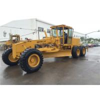 Best New Painting Cat 140g Motor Grader Caterpillar Engine 134.2 Kw Power wholesale