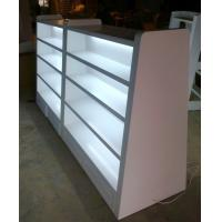 Best Steel Or Wood Department Store Gondola Display Stands Supermarket Equipment wholesale
