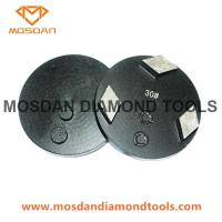 Best 3 Rhombus Diamond Grinding Segments for STI  Pre/master machines wholesale