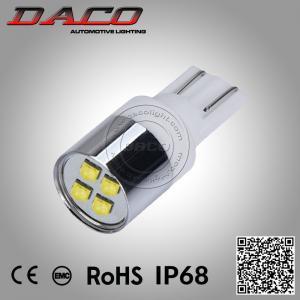 Best T10/Ba9s 12W CREE non-polarized 9-30V wholesale