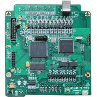 Cheap 4 layers SMT PCB Assembly Service For Driver Control Board With HASL for sale