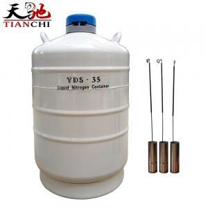 Best TIANCHI 35 litre container liquid nitrogen price wholesale