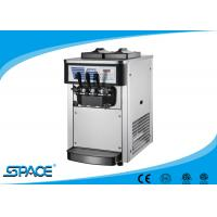 Best Small Table Top Commercial Ice Cream Machine With Low Noise Twin Twist Flavor wholesale